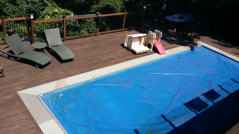 Outdoor Poolside 5.1 Surround Sound System
