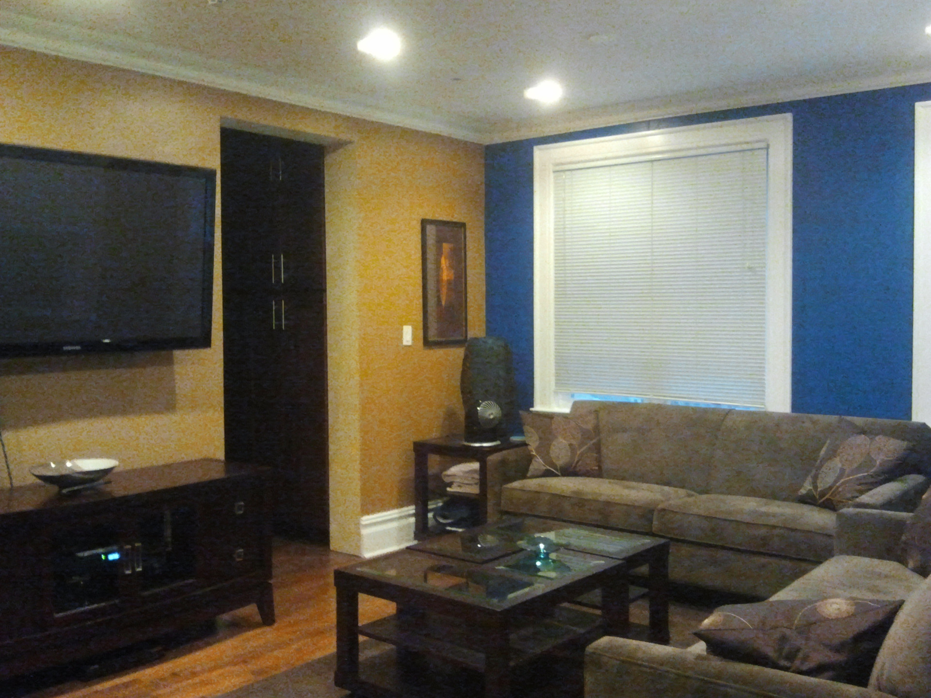 In wall 5.1 Surround Sound System