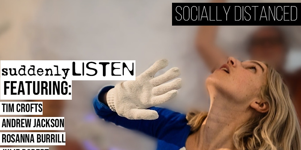 Outside In- Music and Movement Socially Distanced