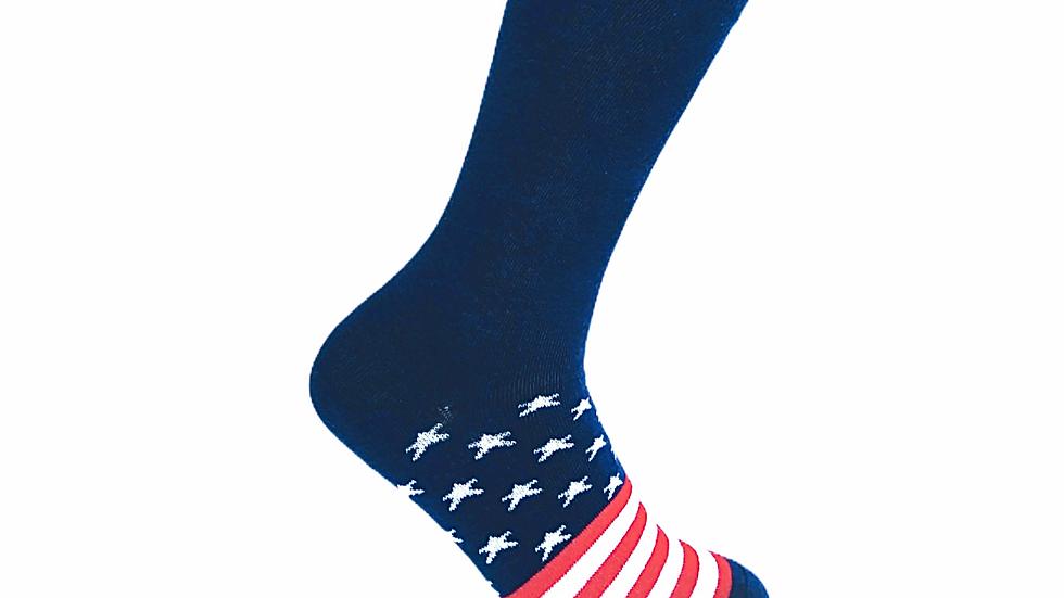 American Flag (navy blue)