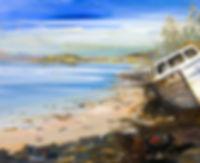 Peter Tarrant Scottish Landscape Artist Painter Port Appin