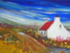 Peter Tarrant Scottish Landscape Painter Isle of Arran