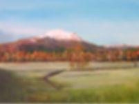 Peter Tarrant Contemporary Scottish Landscape Painter, Ben Ledi