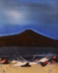 Loch Venachar, Peter Tarrant Contemporary Scottish Landscape Painter,