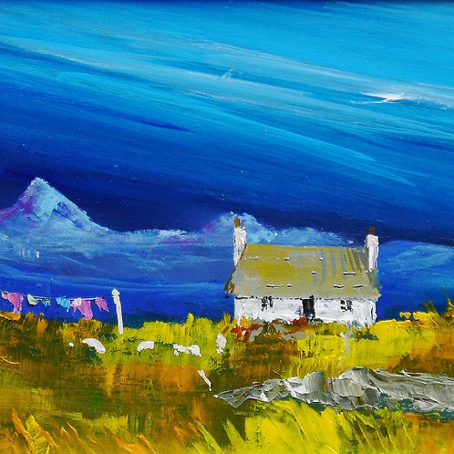 Back of Keppoch by Arisaig.