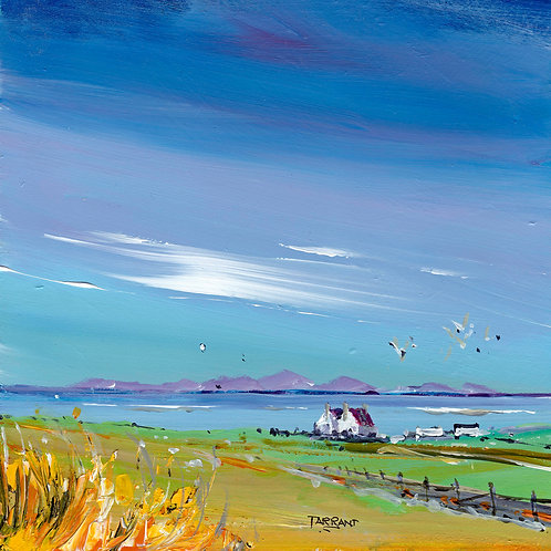 North Uist - Greeting Card