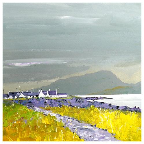 Cullipool and Cruach Scarba - Isle of Luing, Scotland