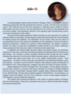 NADINE LALICH - AUTHOR MEDIA KIT 2020 (2