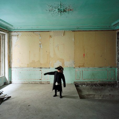 """Estelle Lagarde """"Les Petites Comédies"""" / Théâtre Jacques Carat, Cachan / Mars 2020"""
