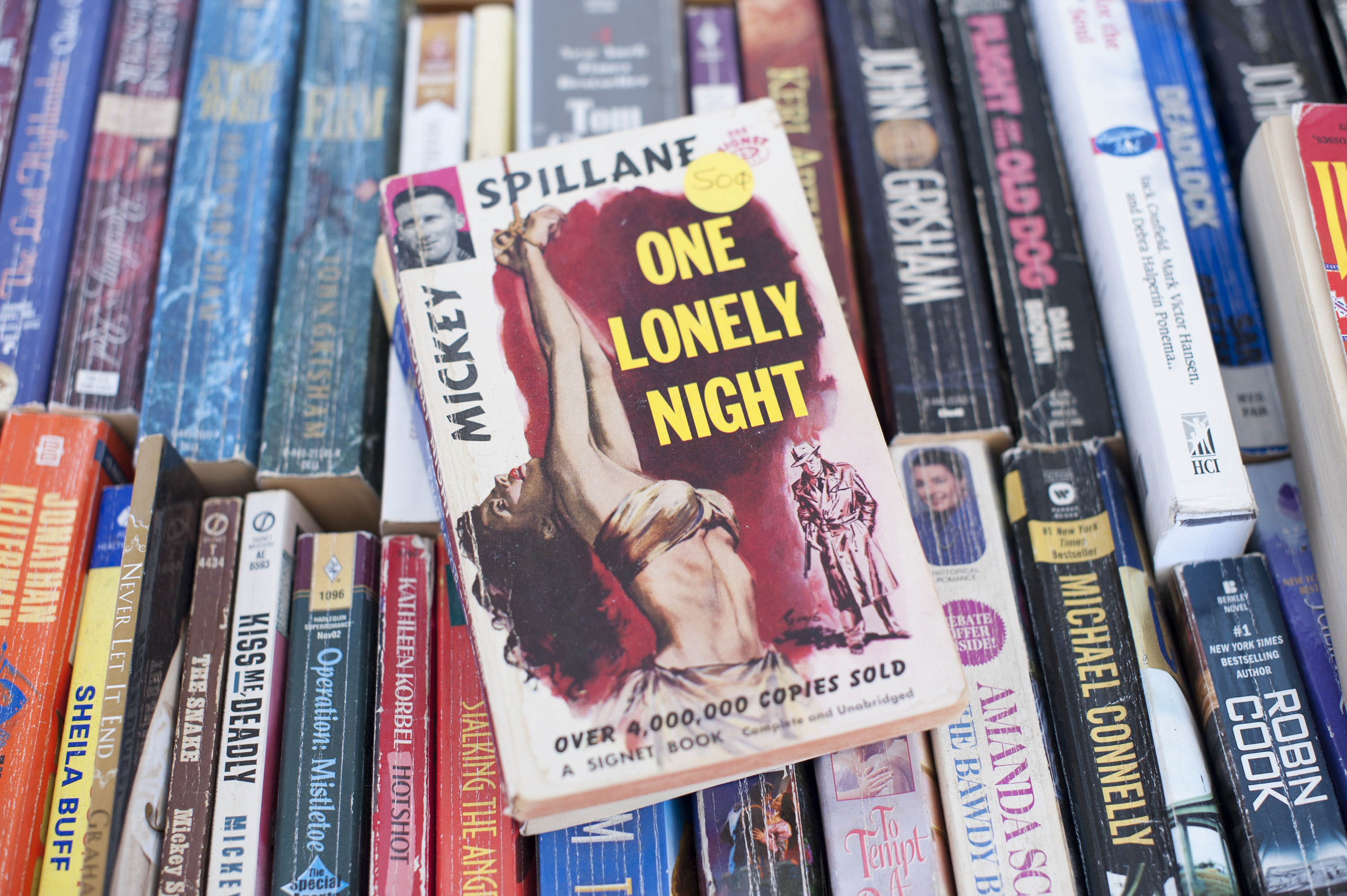 One lonely nights - Valérie Gondran