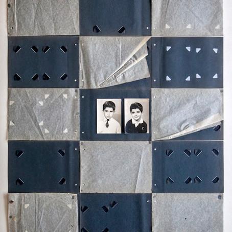 Michaël Serfaty / Finaliste du Prix Polyptyque / Marseille, 30 août-1er septembre 2019