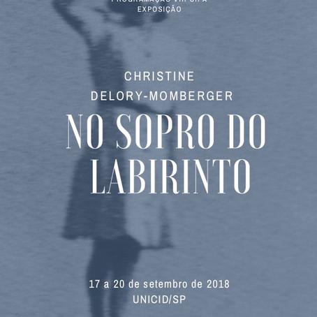 """Christine Delory-Momberger : """"dans le souffle du labyrinthe """" au Brésil"""