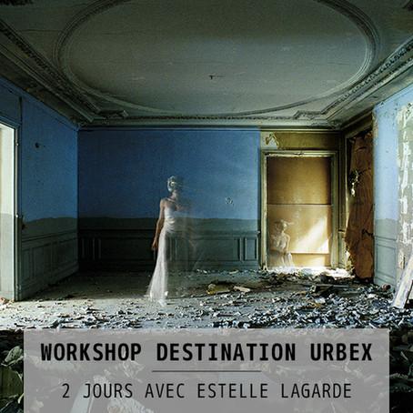 Workshop de deux jours avec Estelle Lagarde / Graine de Photographe-Paris / 16 et 17 mars 2019
