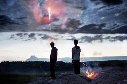 Fire Game (extrait) - Dan Aucante