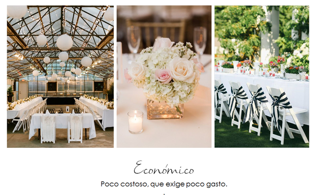 Decoracion de bodas sencillas y economicas gallery of for Decoracion de bodas economicas