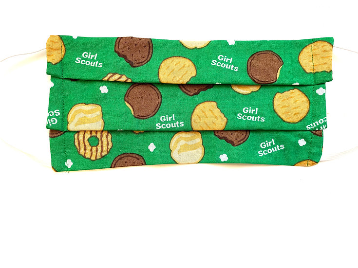 Girl Scouts Adult Face Mask