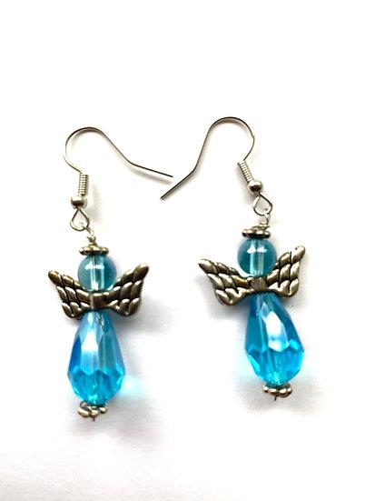 Light Blue Angel