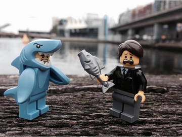 Plastic Actors - How I Learned Filmmaking through Lego (and Jungle Book)