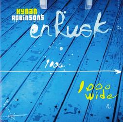 Enrusk Album Cover - 1000 Wide