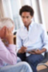 reduced - therapy meeting iStock-1554156