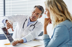 reduced - doctor consult iStock-68048292