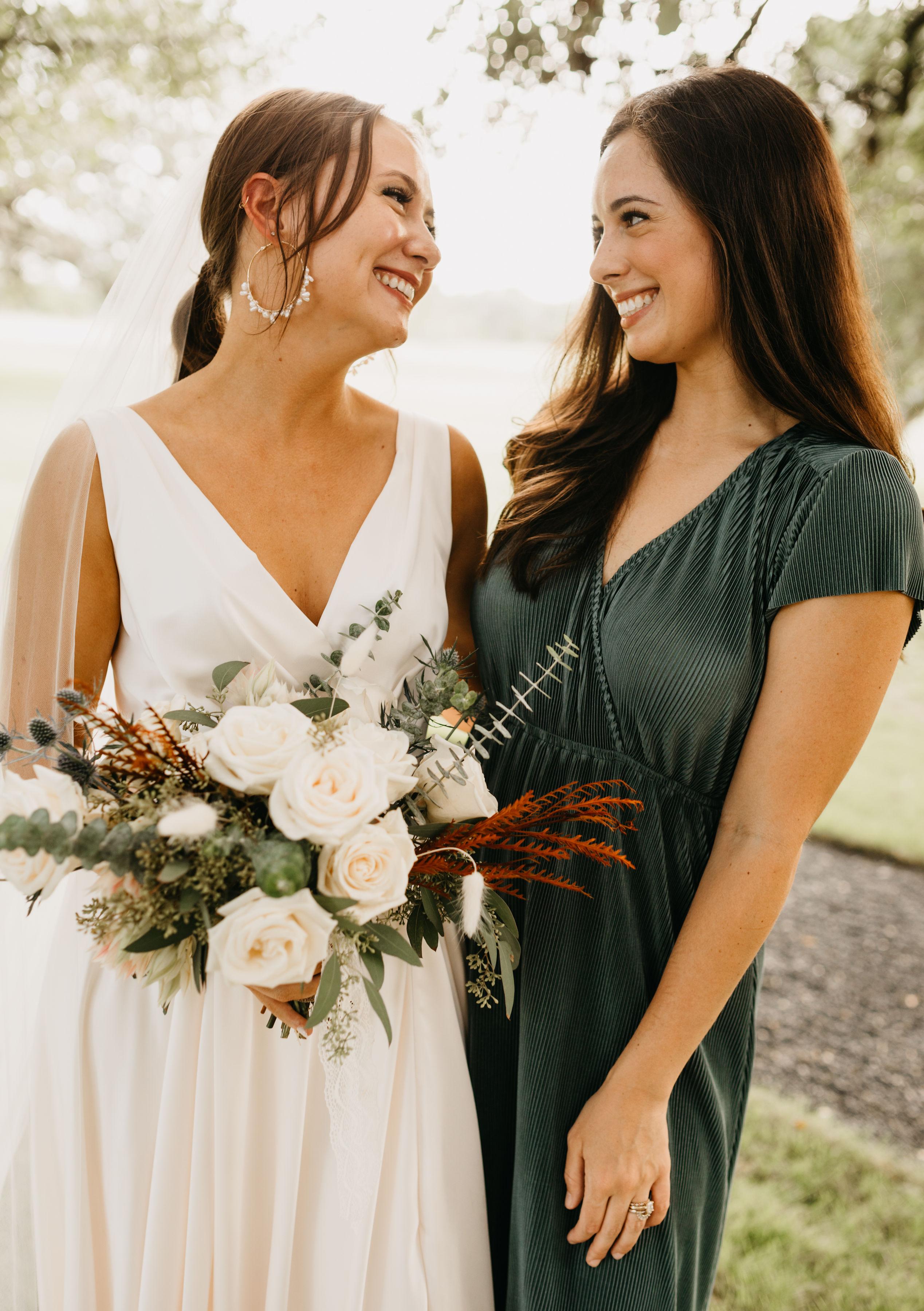 Bride and Bestie