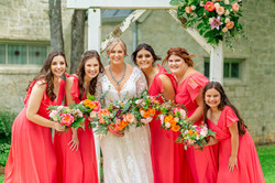 alayne bridesmaids