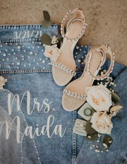 Maida Flat Lay