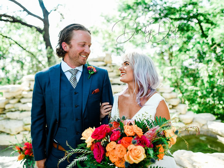 Austin Chic Wedding at House on the Hill