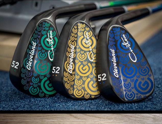 Cleveland CG Golf Alchemy wedges