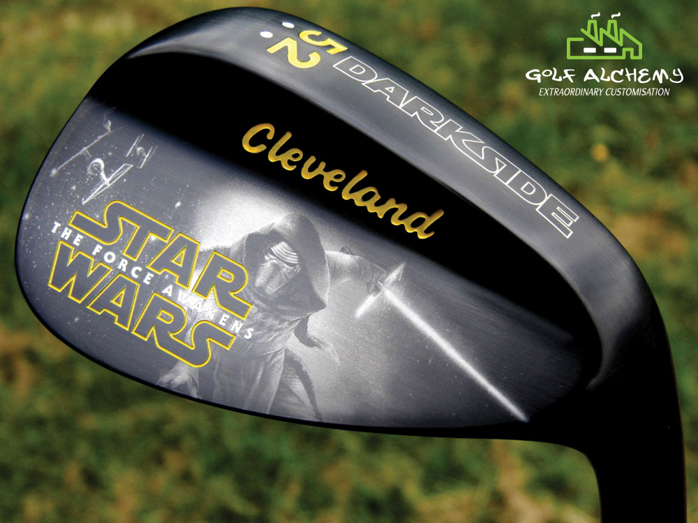 Golf Alchemy Star Wars wedge