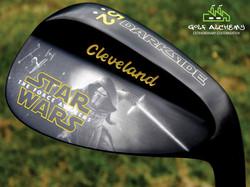 Golf Alchemy Star Wars wedge
