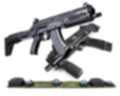 Laser conflict weopons