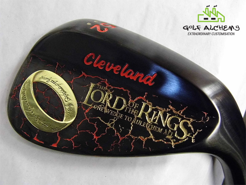 Golf Alchemy lord of the rings wedge