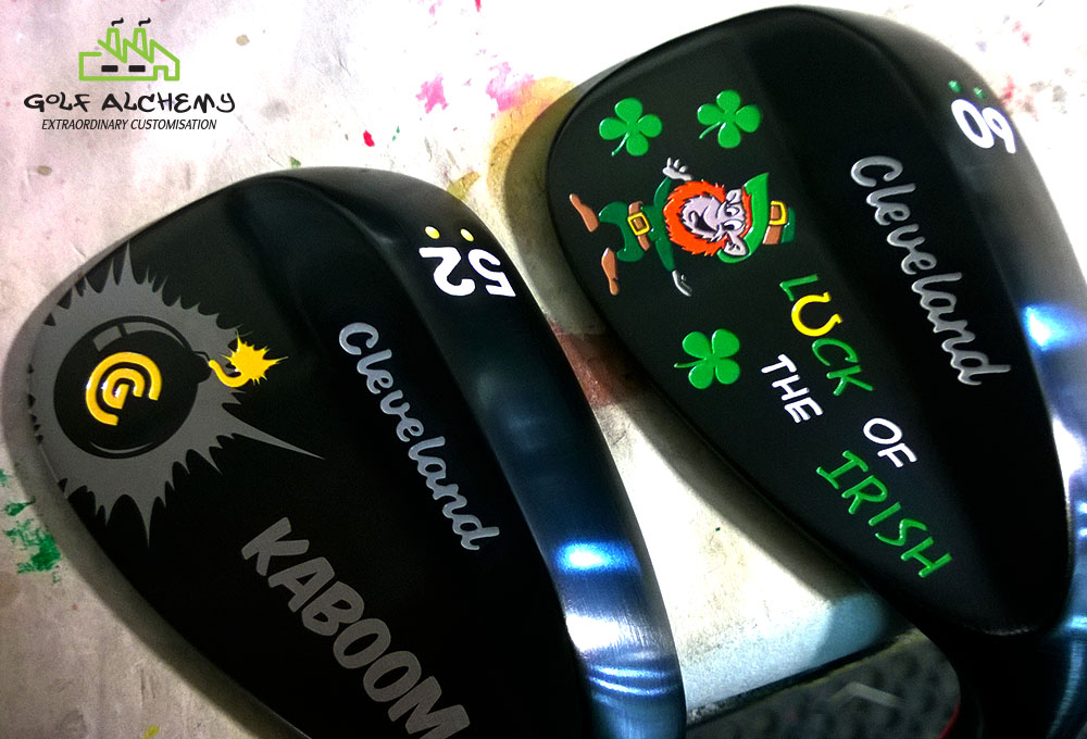 cleveland golf alchemy custom wedges