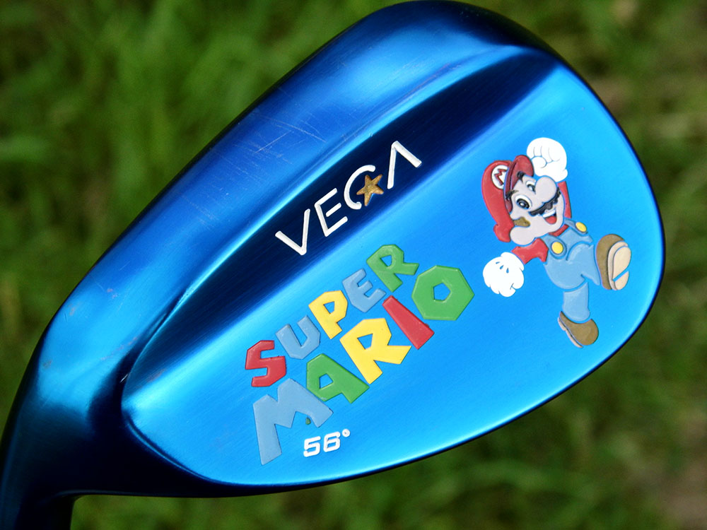 Mario blue wedge vega 1