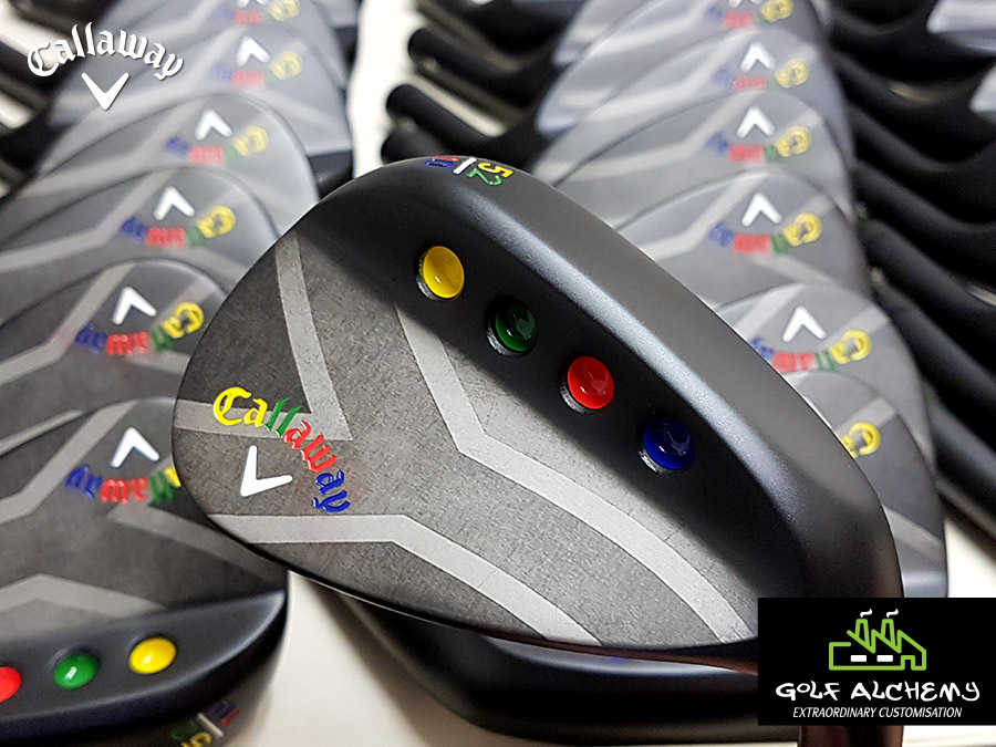 Callaway South Africa Golf Alchemy