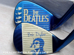 Golf Alchemy Beatles / Bob Dylan