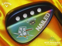 Callaway Golf Alchemy Nailed wedge