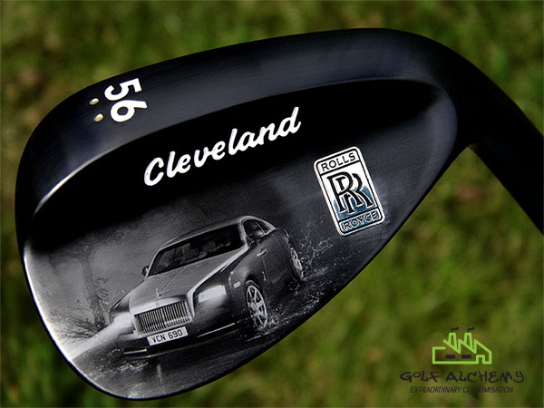Golf alchemy Rolls Royce wedge