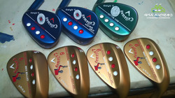 Callaway Golf Alchemy custom wedges
