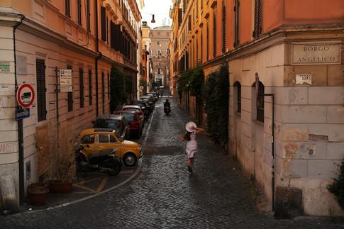 Italy, Rome — 2016
