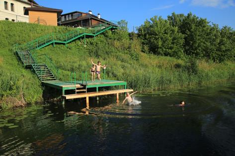 Summer in Suzdal