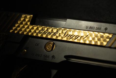 SIG P226 X-Five Black Nugget