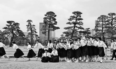 Japan, Tokyo — 2015