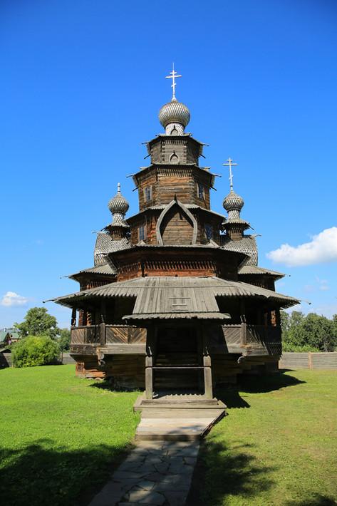 Wooden Church Museum, Suzdal