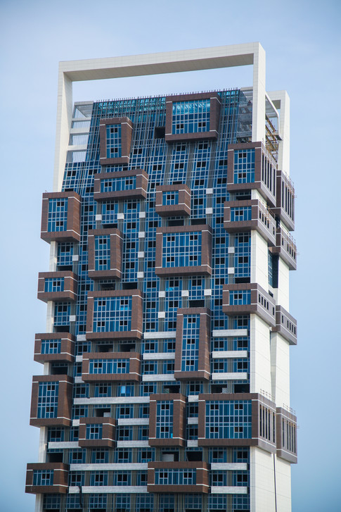 CUBES TOWER / DOHA