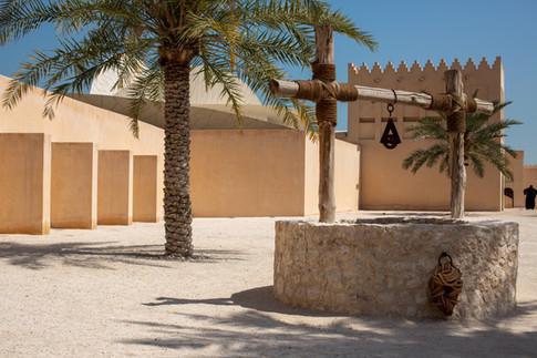 Old Amiri Palace area
