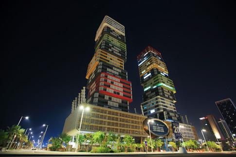 AL MARINA TWIN TOWERS / DOHA