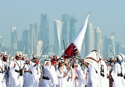 Qatar, Doha — 2014